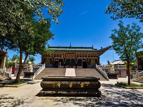 敦煌雷音寺旅游景点图片