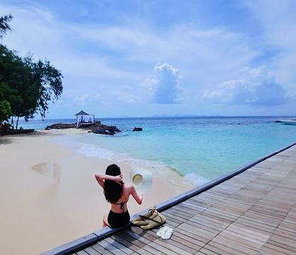 蜜月岛旅游景点攻略图