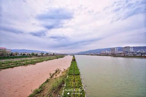 渭河风情线旅游景点攻略图