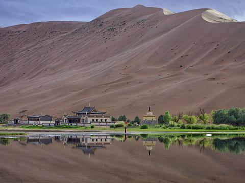 苏敏吉林(庙海子)旅游景点图片