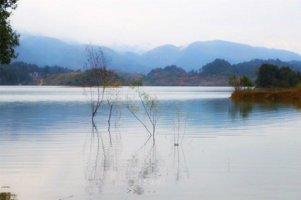 梅山龙宫,挡不住的诱惑【湖南周末游】