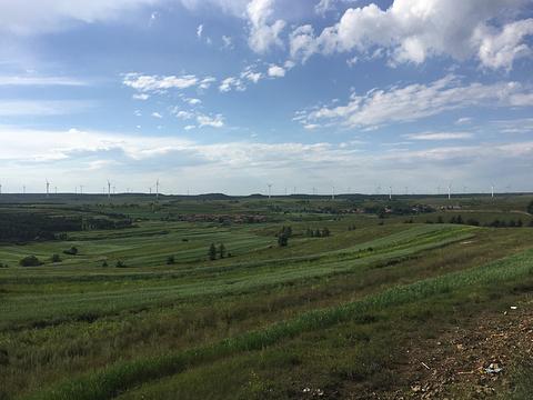 草原天路旅游景点攻略图