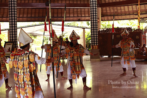 巴厘岛野生动物园旅游景点攻略图
