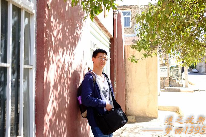 游览Niasar小镇图片