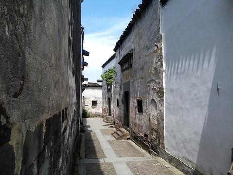 徽州古城旅游景点图片