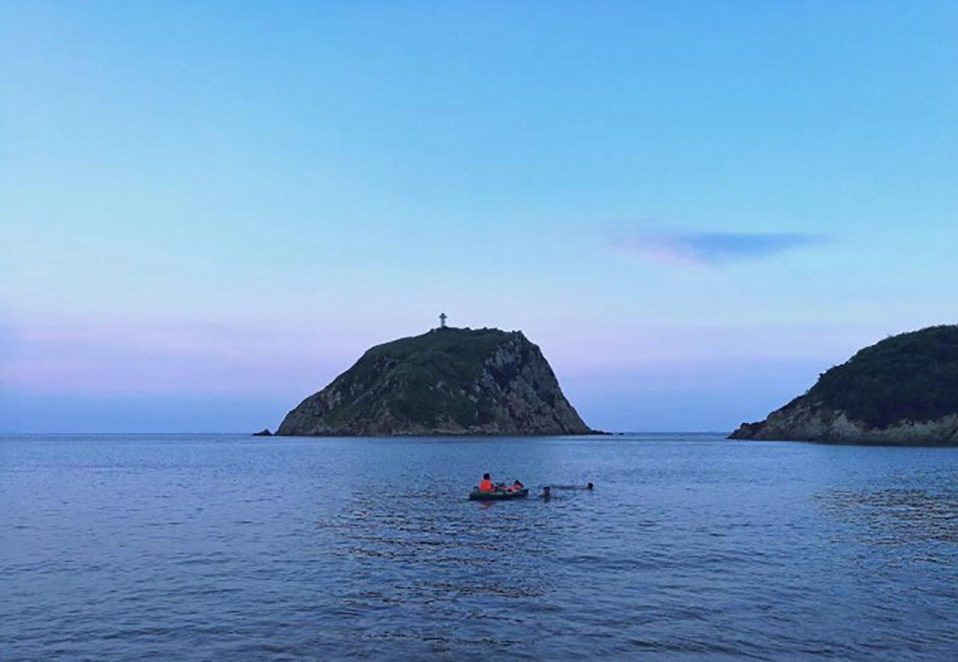 【岛溡文艺】上天潜海入梵境,蓬莱仙境是岱山