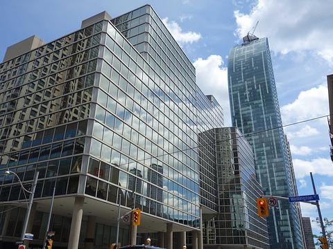 加拿大广场旅游景点图片