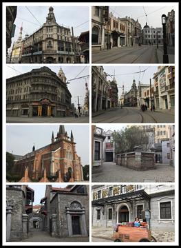 上海影视乐园旅游景点攻略图