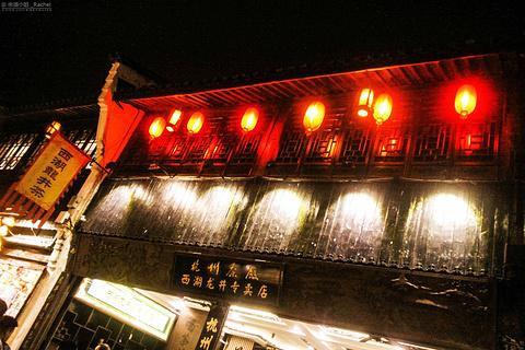 清河坊街旅游景点攻略图