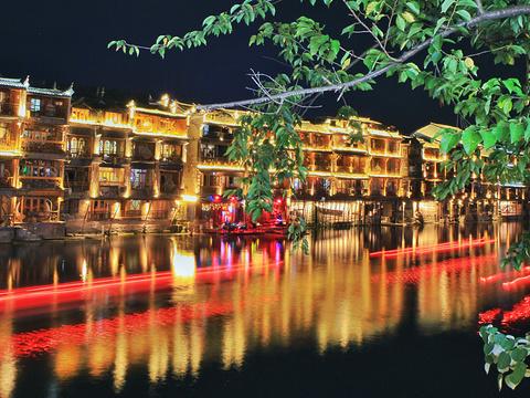沱江旅游景点图片