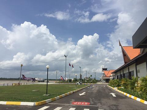 暹粒-吴哥国际机场旅游景点攻略图