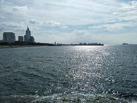团岛旅游景点攻略图