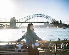 【夏至 · 澳洲】悉尼 遇见你 在最寒冷的冬季