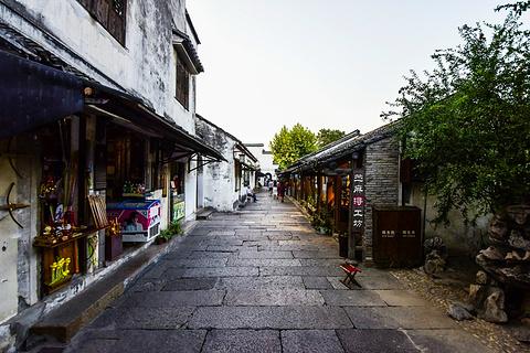南浔古镇旅游景点攻略图