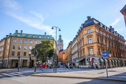 斯德哥尔摩旅游景点图片