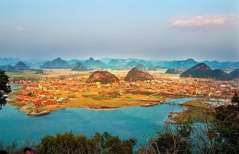 青龙山旅游景点攻略图