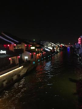 清名桥古运河景区旅游景点攻略图