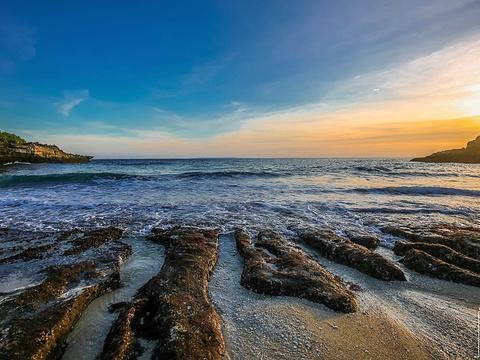 梦幻沙滩旅游景点图片