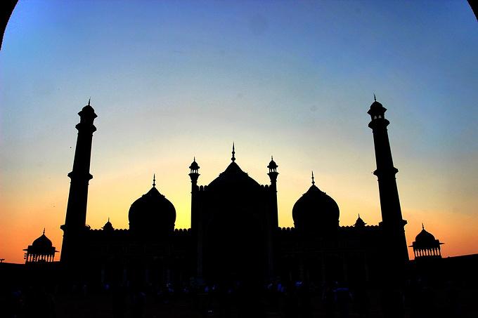 贾玛清真寺图片