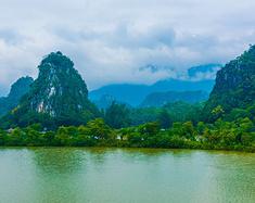 在肇庆寻一处湖景酒店,享一段诗情画意的假期