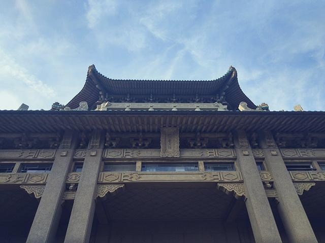 """""""这是一所人文气息浓郁的校园,号称中国最美的校园之一_武汉大学""""的评论图片"""