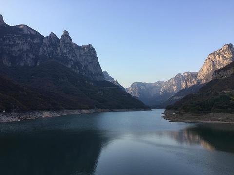 子房湖旅游景点图片