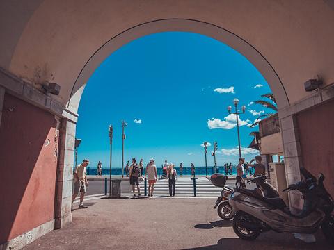 天使湾旅游景点图片