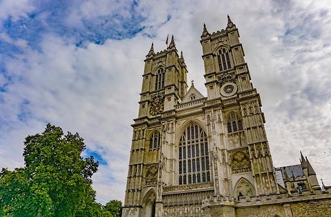 威斯敏斯特教堂的图片