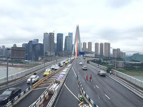 东水门大桥旅游景点攻略图