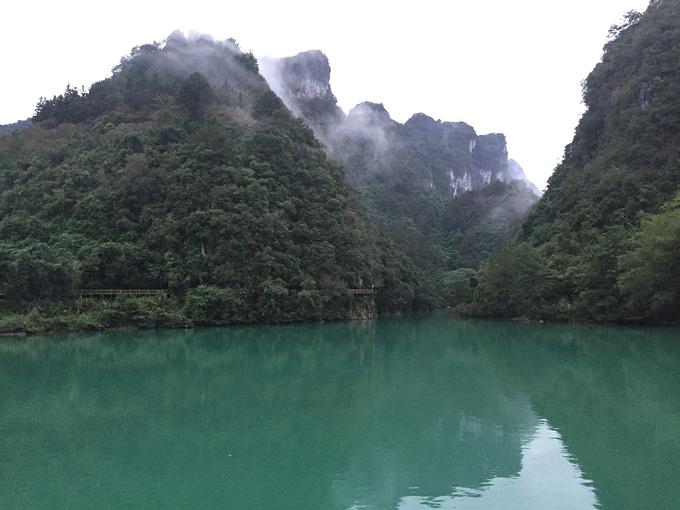 大七孔景区图片