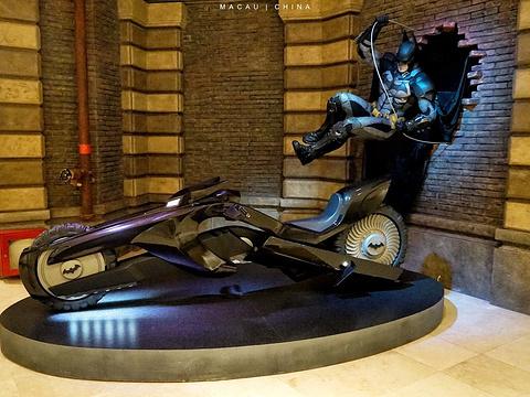 蝙蝠侠夜神飞驰旅游景点图片
