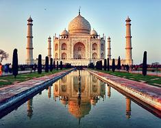 一个人的印度之行