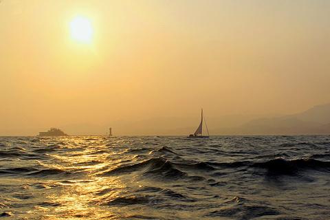 厦门岛旅游景点攻略图