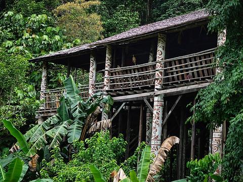 沙捞越文化村旅游景点图片