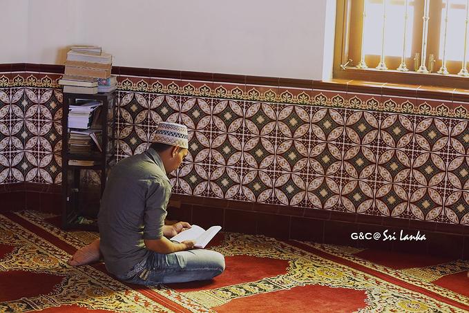 Jami-Ul-Alfar清真寺图片