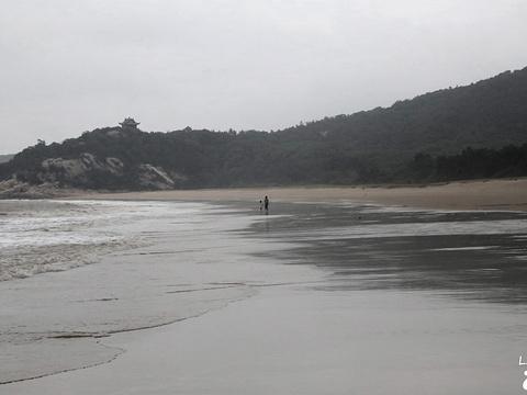 千步沙旅游景点图片
