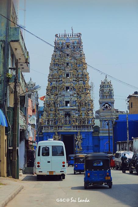 印度教神庙图片