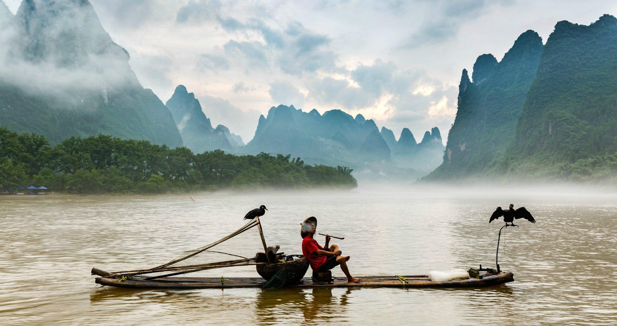 桂林旅游攻略(正确的)桂林山水甲天下5日游