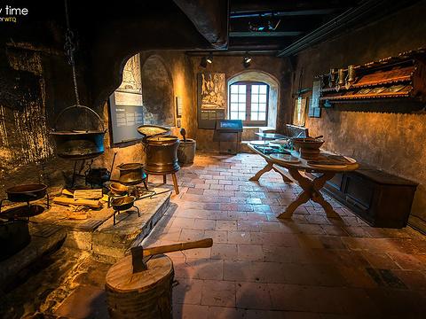 施皮茨城堡旅游景点图片
