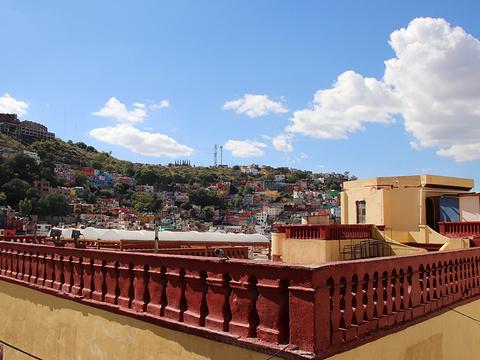 瓜纳华托大学旅游景点图片