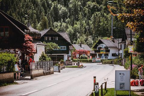 哈尔施塔特旅游景点攻略图