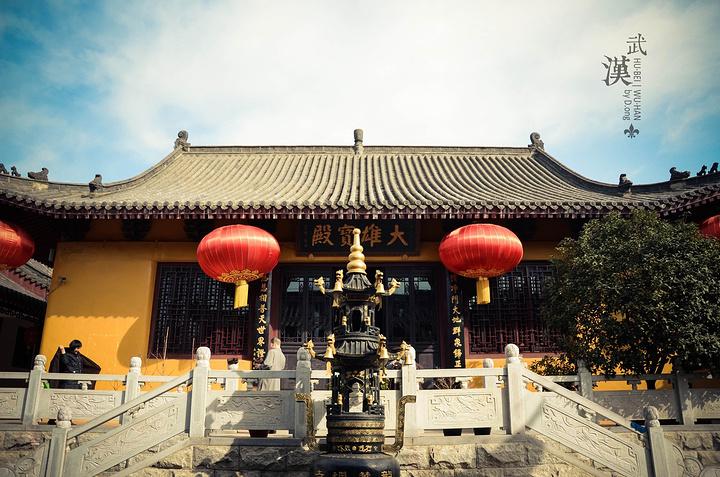 """""""...武昌起义的景点之一,公园里有很多纪念碑,纪念雕像,烈士祠,还有一座拥有500多年悠久历史的寺庙_首义公园""""的评论图片"""