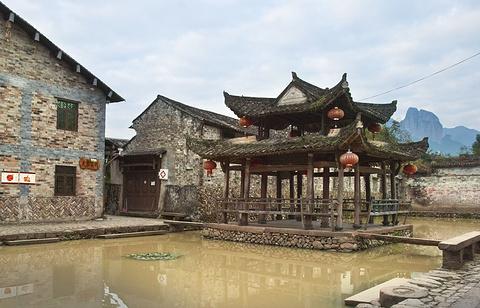 芙蓉古村旅游景点攻略图