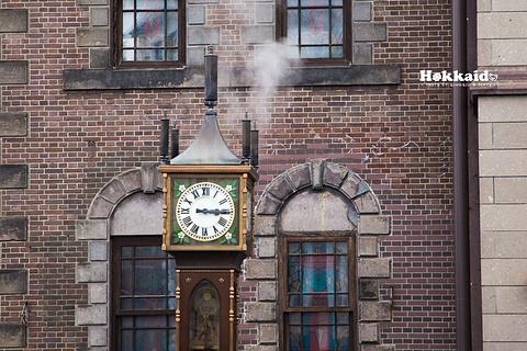 蒸汽钟的图片