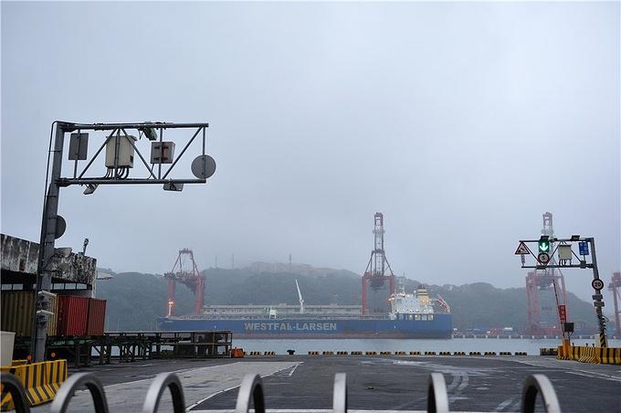 基隆港图片