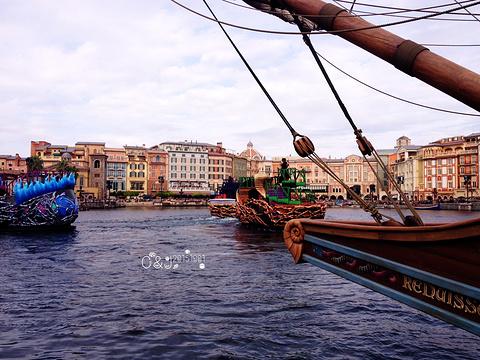 东京迪士尼海洋旅游景点图片