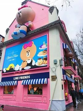 Line Friends Café & Store旅游景点攻略图