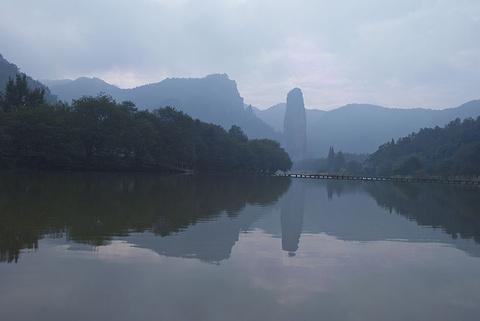 仙都景区(中国黄帝文化名山)旅游景点攻略图