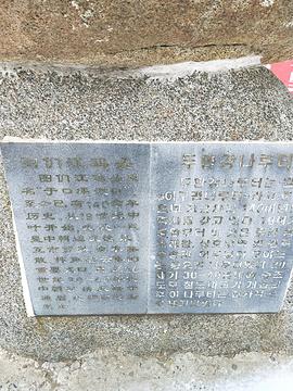 图们江奇石博物馆旅游景点攻略图