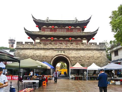 古子城旅游景点攻略图
